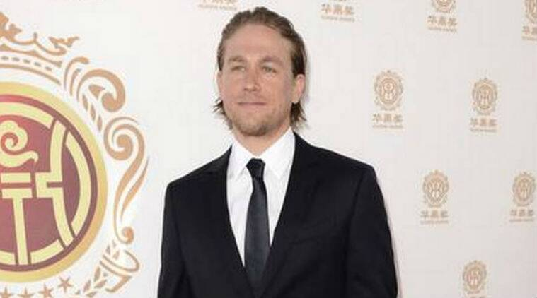 Charlie Hunnam:  I don't use the cloud. I don't trust it, so you won't find any nude photos from me personally. (Source: Reuters)