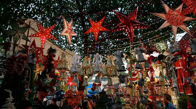 On christmas eve catch the old city charm the indian - Buy christmas decorations online india ...
