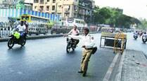 3 days after installing rubber speed breakers on JJ flyover, BMC set to removethem