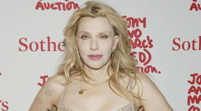 courtney love 2016
