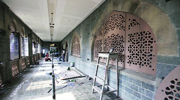 The 1,200-square-foot corridor is currently under renovation and is scheduled to be ready by December-end.