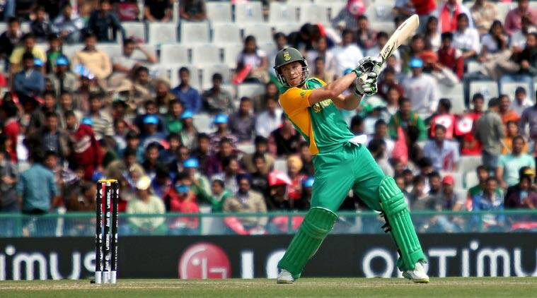 AB De Villiers, Morne van Wyk, South Africa, Cricket
