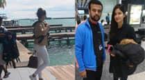 Deepika Padukone at Maldives, Katrina Kaif in London: Holiday seasonbegins