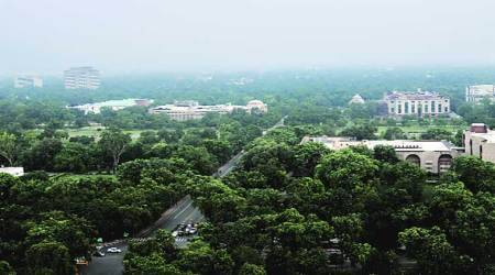 Study finds ultrafine particulate matter in Delhi's lush green Lutyens' area