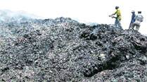 Its garbage disposal paths choked, PMC struggles for a way