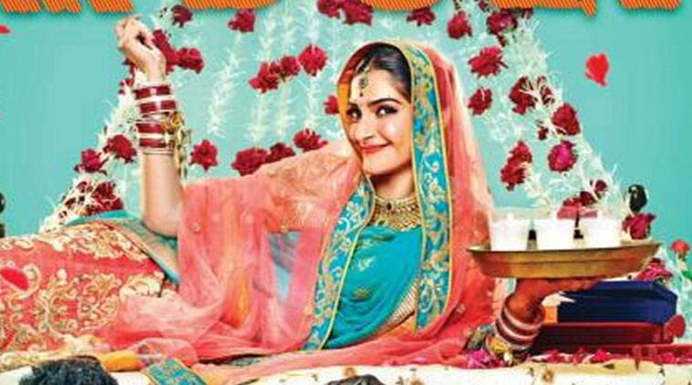 Arbaaz Khan, the producer of this rom-com and Sonam took to Twitter to share the poster.