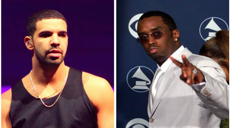 Diddy punched Drake at LIV nightclub in Miami Beach after the former felt disrespected by the rapper. (Source: AP)