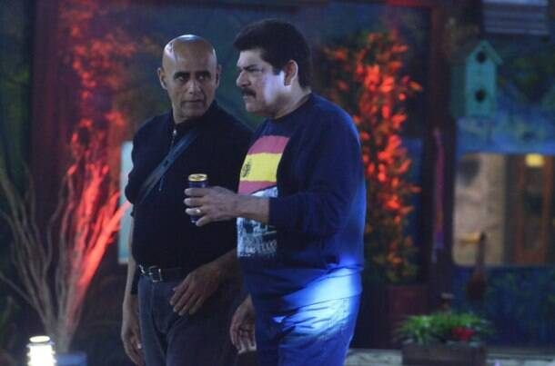 Bigg Boss 8 party: Dimpy comes face-to-face with ex-husband Rahul Mahajan