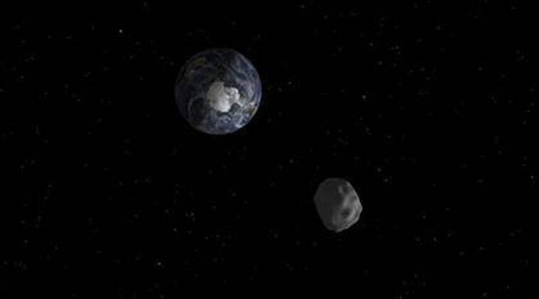 Astronomers have observed a super-Earth passing in front of a nearby Sun-like star. (Source: Reuters)
