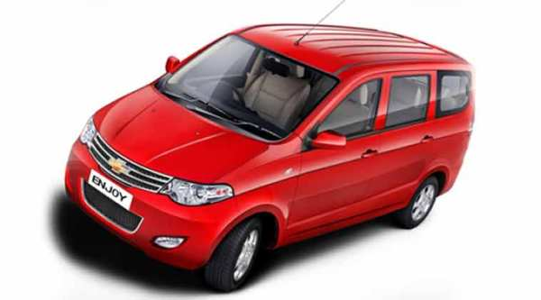 The benefits range from Rs. 55,000 to Rs. 85,000 on different Chevrolet cars, except the Captiva SUV.