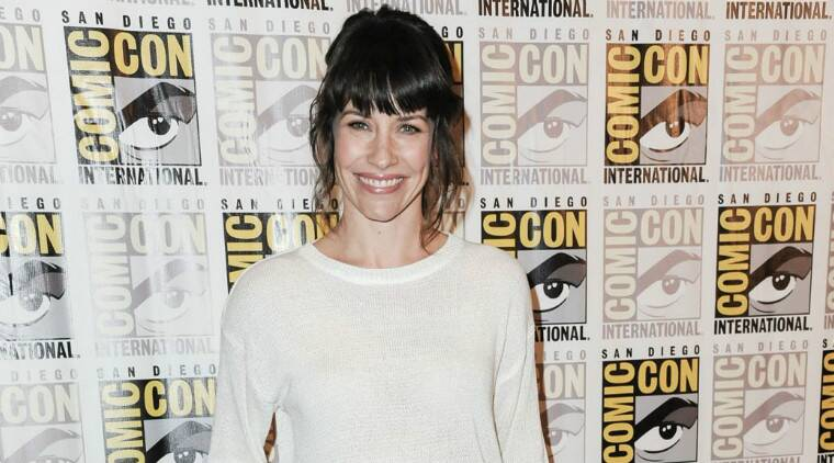 Evangeline Lily: I don't want to embrace manhood, I want to embrace my womanhood. (Source: AP)