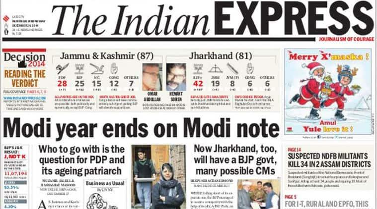 JK elections, J&K elections, Jammu and Kashmir, Jharkhand elections, Indian express