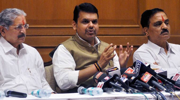 Fadnavis said a power generation plant at the mine's pithead would drastically cut down transportation costs, allowing the state to generate and provide power at lower rates. (Source: PTI)