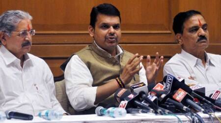 The report had quoted Chief Minister Devendra Fadnavis blaming the delay on previous government.