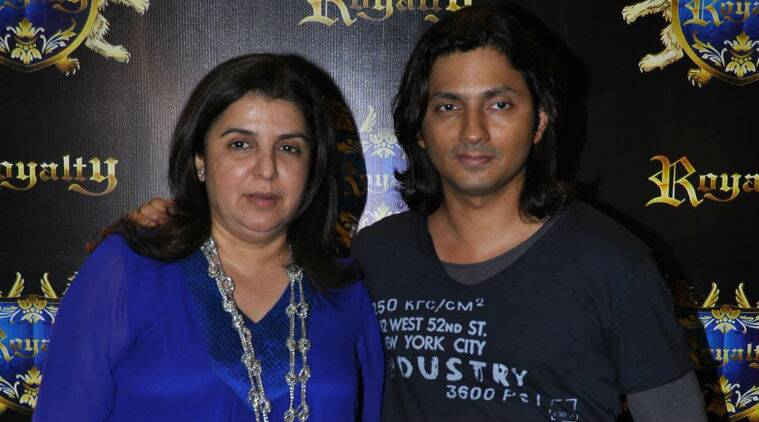 Farah Khan and Shirish Kunder tied the knot in 2004.
