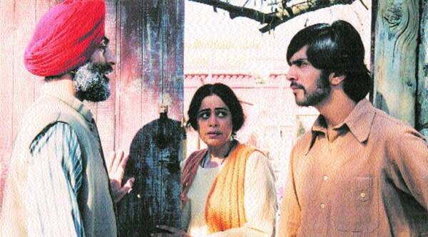 (Above) Khamosh Pani, Sabiha Sumar's directorial debut was based on real incidents of the Partition