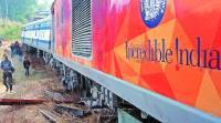 Rail coaches start moving on their own, 4 derailed