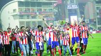Kolkata's cup of joy
