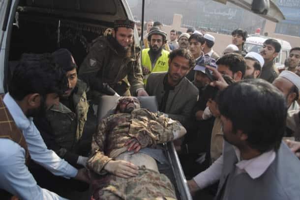 Taliban kills 132 school children in Peshawar
