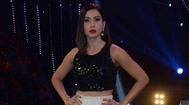 """Gauahar Khan has featured in movies like """"Rocket Singh: Salesman of the Year"""" and """"Ishaqzaade""""."""
