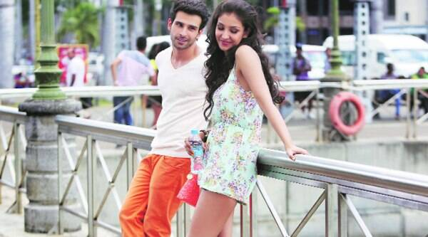 Girish Kumar and  Navneet Kaur Dhillon
