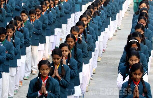 photos n school children pray for the  good governance day governance day essay competition