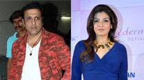 Govinda a rare combination of actor-dancer: Raveena Tandon