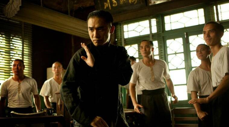 The Grandmaster has all the trappings of a Wong Kar-wai movie.
