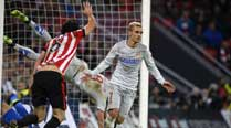 Antoine Griezmann helps Atletico Madrid past Athletic Bilbao