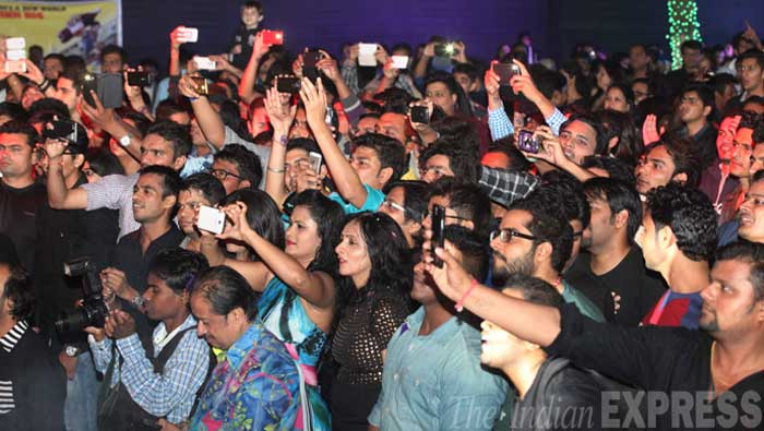 It is 2015 and India is lovin' it