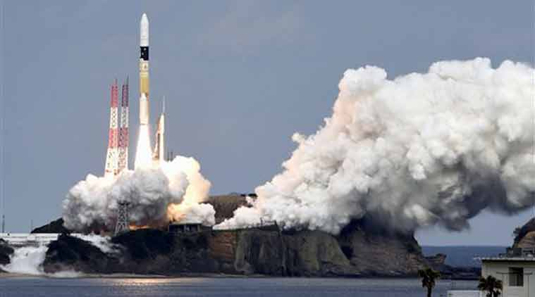 Japanese asteroid probe sets off on six-year round trip journey to reveal origins of life