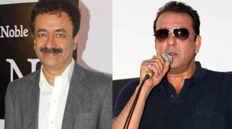 """""""We don't want to glorify him or anything. I want to tell the story with all his flaws,"""" says Rajkumar Hirani."""