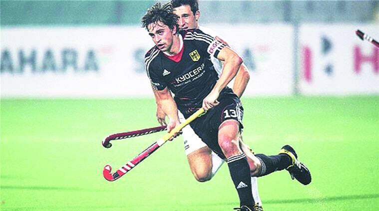 India will have to contain Tobias Hauke in the midfield.