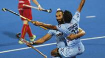 Champions Trophy Hockey: India fight back from two goals down to beat Belgium 4-2