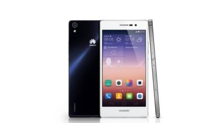 Huawei launches Ascend P7 at Rs 24,799