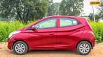 Hyundai Eon face-lift spied, India launch in2015
