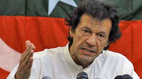 The PTI announced the end of the shutdown after Imran ended his speech and headed for the airport.