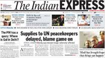 #Express5: Modi asks where is GoI in Delhi; row over supplies to Indian UN peacekeepers
