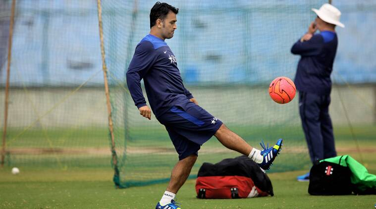 MS Dhoni hinted that there was a possibility of R Ashwin making a comeback to the playing eleven after sitting out in Adelaide. (Source: AP)