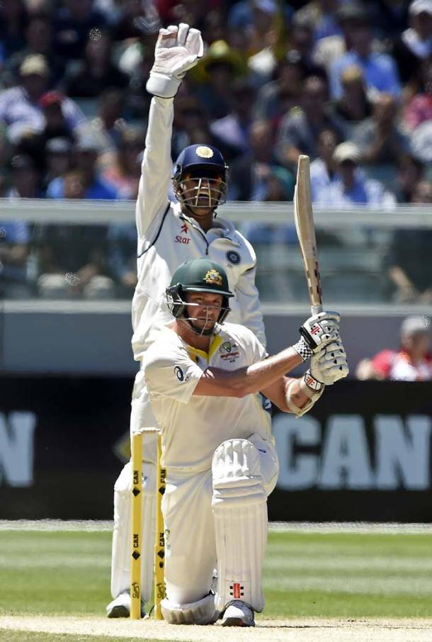 India vs Australia 3rd Test, Ryan Harris, India vs Australia
