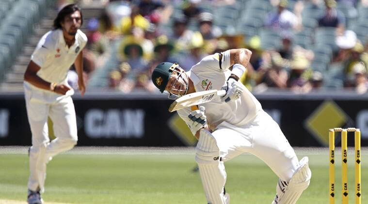 Ishant Sharma was the pick of the bowlers for India in the morning session. (Source: AP)