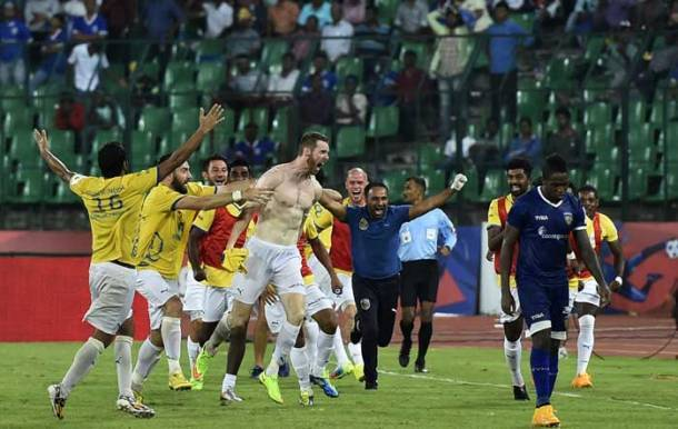 ISL: Kerala Blasters become first ever finalists after beating Chennaiyin FC