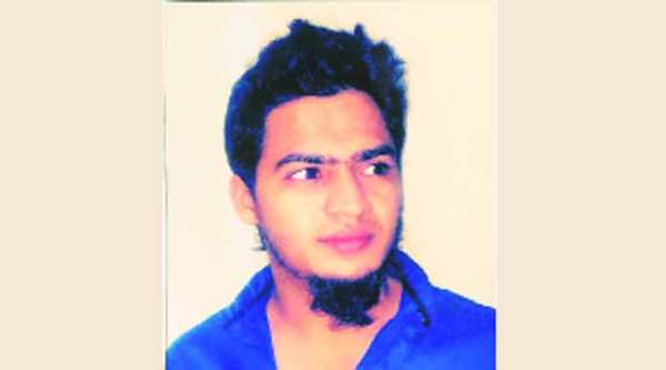 Thane student turned IS jihadist Areeb Majeed.