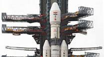 ISRO launches India's biggest rocket GSLV Mark III from Sriharikota