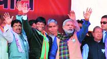 Strongmen of Jharkhand coal, fighting polls and a family feud