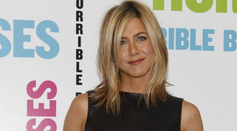 Actress Jennifer Aniston is planning to renovate her fiance Justin Theroux's apartment. (Source: Reuters)