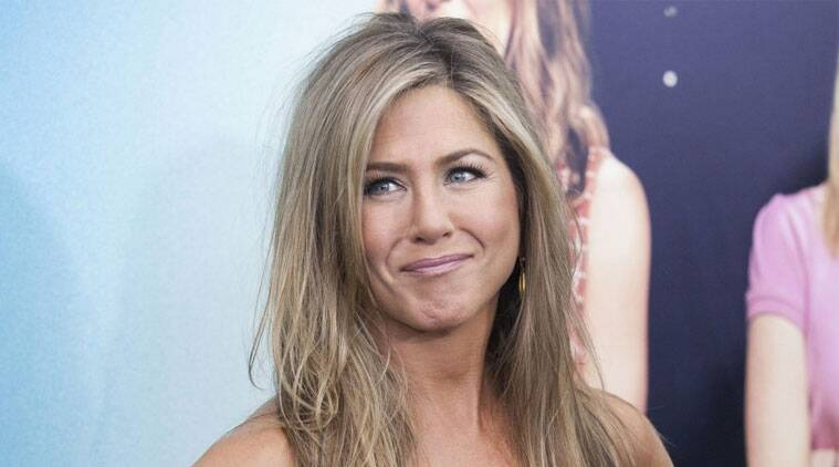 """""""The pressure placed on women, particularly those in the spotlight, to settle down and start a family is unfair,"""" said Jennifer Anniston. (Source: Reuters)"""