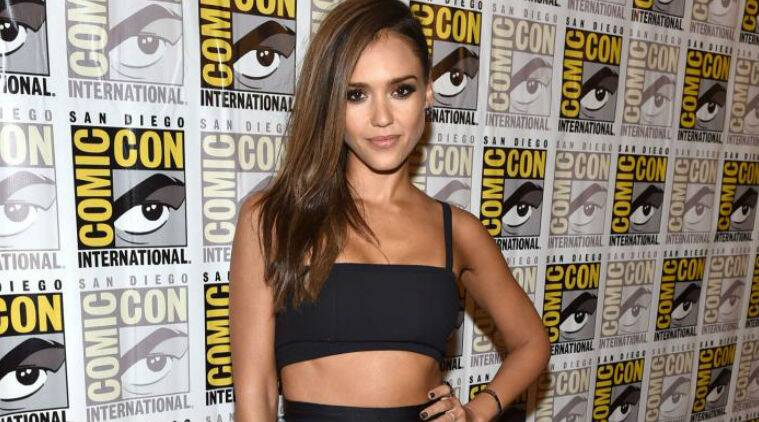 Jessica Alba said she would not mind if her celebrity status was ripped away from her one day. (Source: AP)