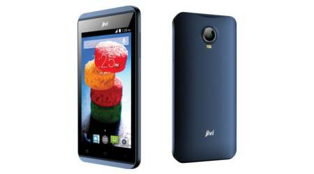 Jivi launches quad core Android KitKat smartphone at Rs 4399