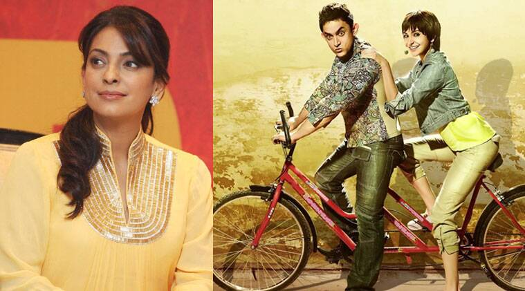 'PK' raises a very important question on religion and makes one to think and ponder over the religious beliefs.